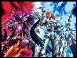 Siegfried, Soul Calibur IV, Nightmare